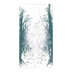 the Woods Beckon  Samsung Galaxy Note 3 N9005 Hardshell Back Case by Contest1891613