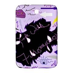 Life With Fibromyalgia Samsung Galaxy Note 8 0 N5100 Hardshell Case