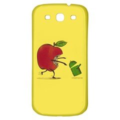 Paranoid Android Samsung Galaxy S3 S Iii Classic Hardshell Back Case