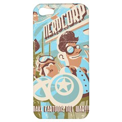 Nerdcorps Apple Iphone 5 Hardshell Case by Contest1889920