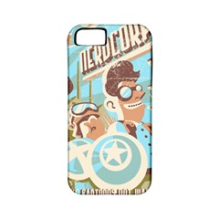 Nerdcorps Apple Iphone 5 Classic Hardshell Case (pc+silicone)