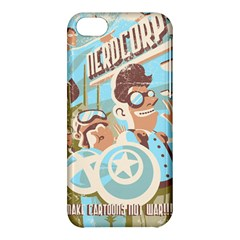 Nerdcorps Apple Iphone 5c Hardshell Case by Contest1889920