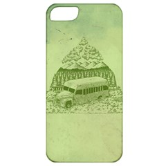 Into The Wild Apple Iphone 5 Classic Hardshell Case by Contest1893317