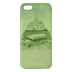 Into The Wild Apple Iphone 5 Premium Hardshell Case by Contest1893317
