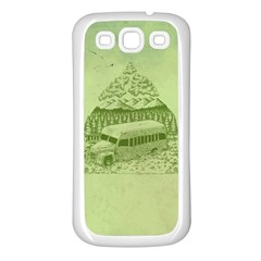 Into The Wild Samsung Galaxy S3 Back Case (white) by Contest1893317