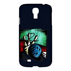 Bowling Samsung Galaxy S4 I9500/i9505 Hardshell Case by Contest1852090
