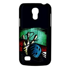 Bowling Samsung Galaxy S4 Mini (gt I9190) Hardshell Case  by Contest1852090