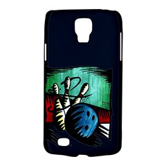 Bowling Samsung Galaxy S4 Active (i9295) Hardshell Case by Contest1852090