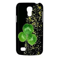 Clover Samsung Galaxy S4 Mini (gt I9190) Hardshell Case  by Contest1852090