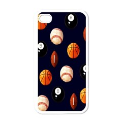 Sports Apple Iphone 4 Case (white)