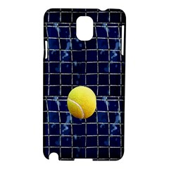 Tennis Samsung Galaxy Note 3 N9005 Hardshell Case by Contest1852090