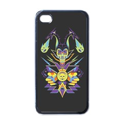 Mistress Of All Evil Apple Iphone 4 Case (black) by Contest1886839