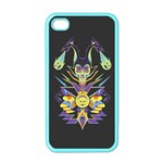 Mistress of All Evil Apple iPhone 4 Case (Color) Front