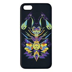 Mistress Of All Evil Apple Iphone 5 Premium Hardshell Case by Contest1886839