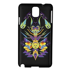 Mistress Of All Evil Samsung Galaxy Note 3 N9005 Hardshell Case by Contest1886839