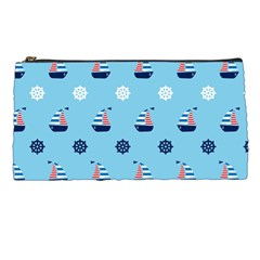 Summer Sailing Pencil Case by StuffOrSomething