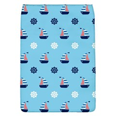 Summer Sailing Removable Flap Cover (large) by StuffOrSomething