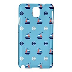 Summer Sailing Samsung Galaxy Note 3 N9005 Hardshell Case