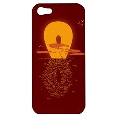 Endless Summer, Infinite Sun Apple Iphone 5 Hardshell Case