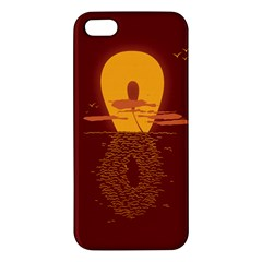 Endless Summer, Infinite Sun Apple Iphone 5 Premium Hardshell Case by Contest1893972