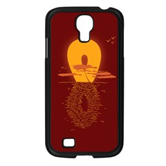 Endless Summer, Infinite Sun Samsung Galaxy S4 I9500/ I9505 Case (black) by Contest1893972