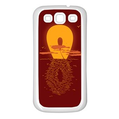 Endless Summer, Infinite Sun Samsung Galaxy S3 Back Case (white) by Contest1893972