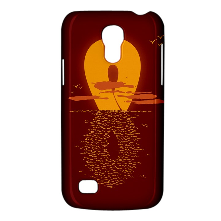 Endless Summer, Infinite Sun Samsung Galaxy S4 Mini (GT-I9190) Hardshell Case
