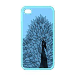 Flaunting Feathers Apple Iphone 4 Case (color) by Contest1893972