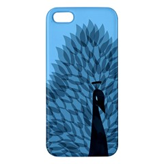 Flaunting Feathers Apple Iphone 5 Premium Hardshell Case by Contest1893972