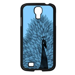 Flaunting Feathers Samsung Galaxy S4 I9500/ I9505 Case (black) by Contest1893972