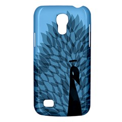 Flaunting Feathers Samsung Galaxy S4 Mini (gt I9190) Hardshell Case  by Contest1893972