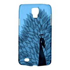 Flaunting Feathers Samsung Galaxy S4 Active (i9295) Hardshell Case by Contest1893972