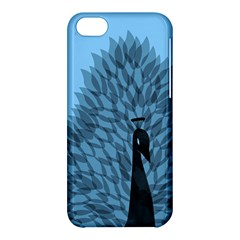 Flaunting Feathers Apple Iphone 5c Hardshell Case by Contest1893972