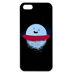Midnight Swim Apple Iphone 5 Seamless Case (black) by Contest1893972