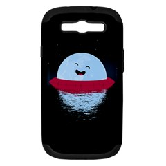 Midnight Swim Samsung Galaxy S Iii Hardshell Case (pc+silicone) by Contest1893972
