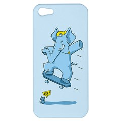 The Ollie Phant Apple Iphone 5 Hardshell Case by Contest1893972