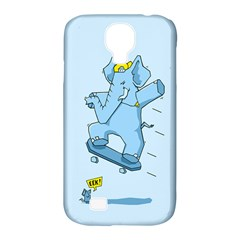The Ollie Phant Samsung Galaxy S4 Classic Hardshell Case (pc+silicone) by Contest1893972