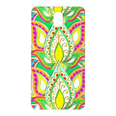 Lotus Samsung Galaxy Note 3 N9005 Hardshell Back Case