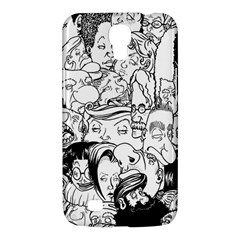 Faces In Places Samsung Galaxy Mega 6 3  I9200 Hardshell Case by Contest1894109