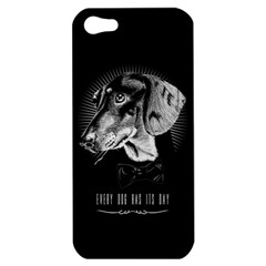 Every Dog Has Its Day Apple Iphone 5 Hardshell Case