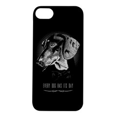 Every Dog Has Its Day Apple Iphone 5s Hardshell Case by Contest1761904