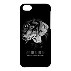 Every Dog Has Its Day Apple Iphone 5c Hardshell Case by Contest1761904