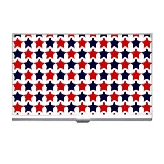 Patriot Stars Business Card Holder by StuffOrSomething