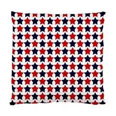 Patriot Stars Cushion Case (two Sided)  by StuffOrSomething