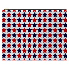 Patriot Stars Cosmetic Bag (xxxl) by StuffOrSomething