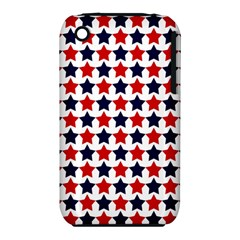 Patriot Stars Apple Iphone 3g/3gs Hardshell Case (pc+silicone)
