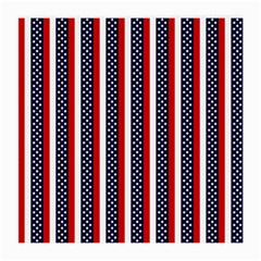 Patriot Stripes Glasses Cloth (medium) by StuffOrSomething