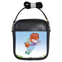 Fairy Flight Girls Sling Bag
