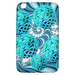 Teal Sea Forest, Abstract Underwater Ocean Samsung Galaxy Tab 3 (8 ) T3100 Hardshell Case  by DianeClancy