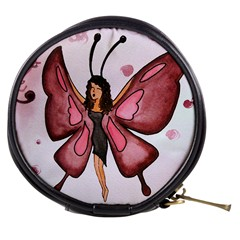 Butterfly Girl Mini Makeup Case